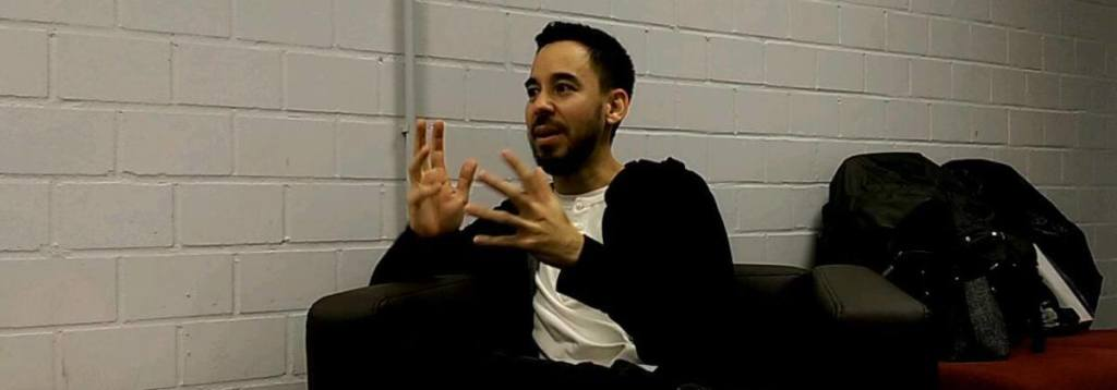 Interview with Mike Shinoda from Linkin Park for Alternative Wire